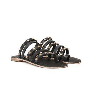 Vintage 7 | Mendocino Sandals